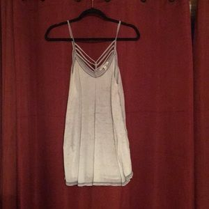 Express One Eleven Sheer Cami